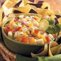 Orange and Jicama Salsa