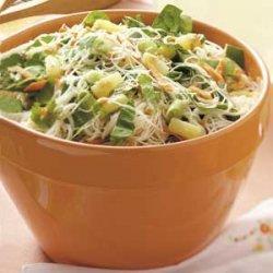Rice Noodle Salad
