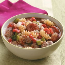 Hearty Sausage Stew