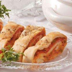 Italian Meat Stromboli