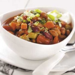 Hearty Meatless Chili