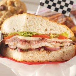 Brickyard Bistro Sandwich