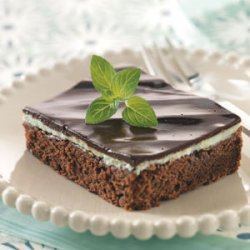 Makeover Mint Layer Brownies