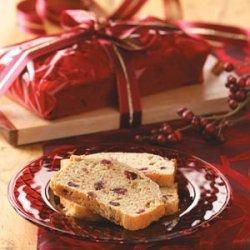 Cranberry-Pecan Quick Bread