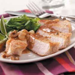 Gluten-Free Dredged Pork Chops recipe