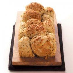 Herb Bubble Bread