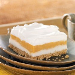 Butterscotch Bliss Layered Dessert