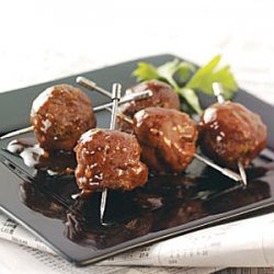 Hoisin Cocktail Meatballs