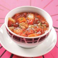 Pork Vegetable Soup