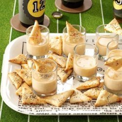 Beer-Cheese Appetizers