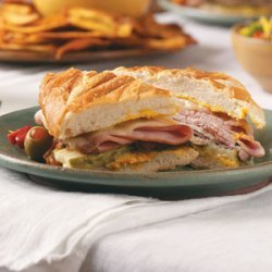 Cuban Roasted Pork Sandwiches