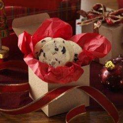 Cherry-Nut Cookies