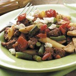 Greek-Style Supper