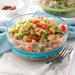 Asian Quinoa