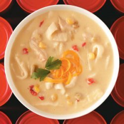 Chicken Tortilla Chowder