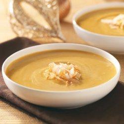 Curried Sweet Potato Soup