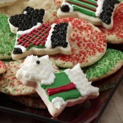 Scottie Cookies