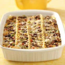 Lasagna Corn Carne