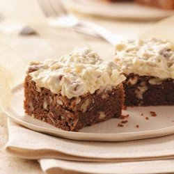 Coconut-Pecan Brownies
