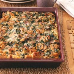 Sunday Brunch Strata