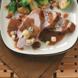Apple-Stuffed Pork Tenderloins