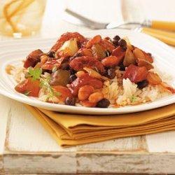 Zesty Sausage & Beans