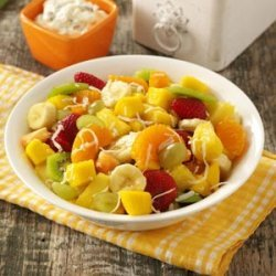 Tahitian Fruit Salad
