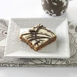 Drizzled Nanaimo Bars