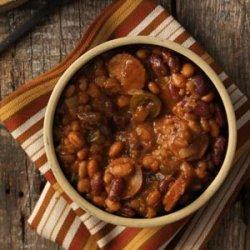 Chuck Wagon Beans
