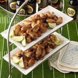Five-Spice Chicken Wings