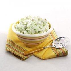 Makeover Fluffy Lime Salad