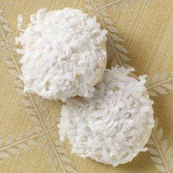 White Chocolate-Macadamia Snowball Cookies