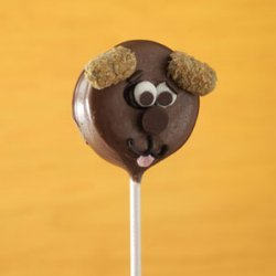 Puppy Dog Cookie Pops recipe