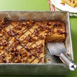 Nut-Licious Peanut Butter Bars