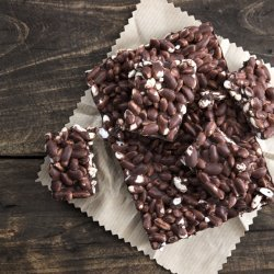 Chocolate-Covered Almond Brittle