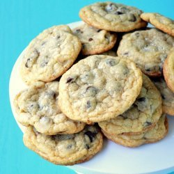 Chocolate Chip Cookies with Salt