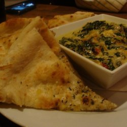 Curried Spinach Dip