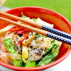 Stir-Fried Bok Choy