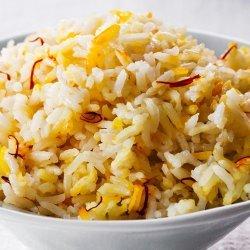 Spiced Saffron Rice
