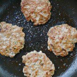 Breakfast Patties recipe