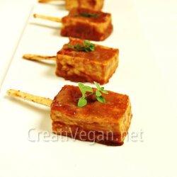Tofu Dengaku recipe
