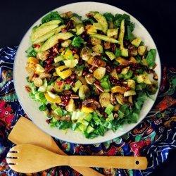 Autumn Squash Salad