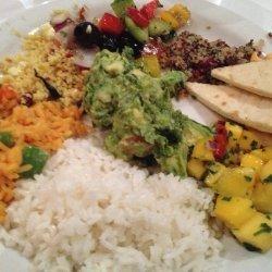 Paella  Couscous Salad