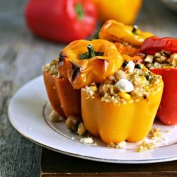 Stuffed Baby Bell Peppers
