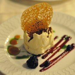 Frozen Grand Marnier Souffles