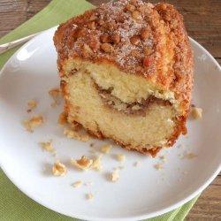 Cinnamon-Walnut Coffee Cake recipe