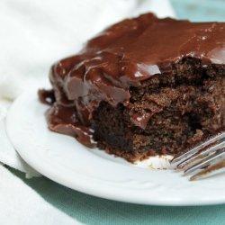 Chocolate-Buttermilk Sheet Cake