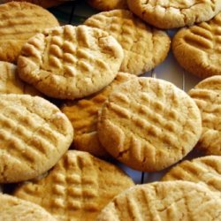 Mom-Mom Fritch's Peanut Butter Cookies