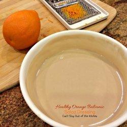 Orange-Balsamic Dressing