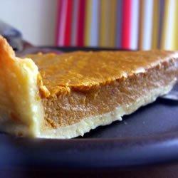 Better Than Pumpkin Pie recipe